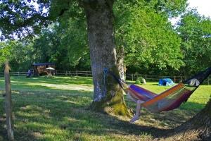 Camping équestre en gironde