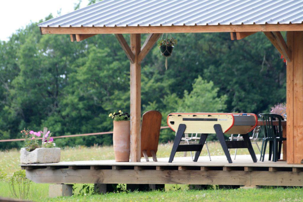 camping à la ferme en gironde